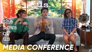 [LIVE] #TheHowsOfUsMediaDay | The Hows of Us