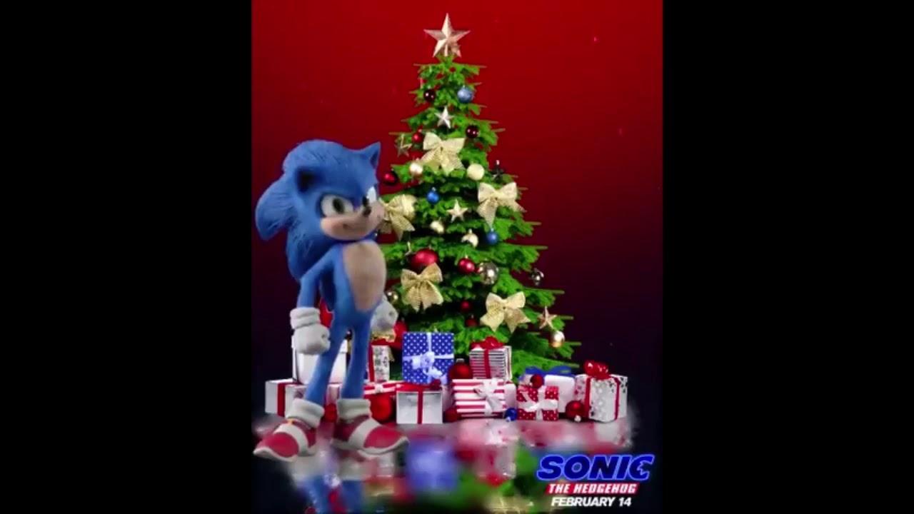 Sonic Christmas Hours 2020 Happy Sonic Christmas (Sonic The Hedgehog Movie 2020)   YouTube