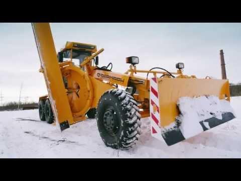 Автогрейдер ДЗ-122Б (www.dm-grader.ru)