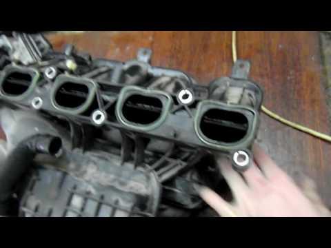 2.0 ТДВС Ford Focus 2 Доработка двигателя Duratec HE 1,8. Шаг 1 выпуск, EGR. Тест.