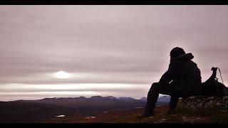 Alleine zu Fuß von Schweden durch Norwegen bis Finnland (full)