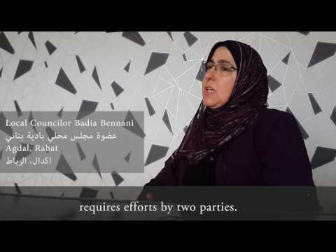 Morocco Constituency Office Video