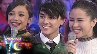 GGV: Maymay, Edward, and Kisses reveal their celebrity crushes!