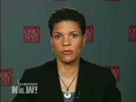 "Michelle Alexander on ""The New Jim Crow: Mass Incarceration in the Age of Colorblindness"""