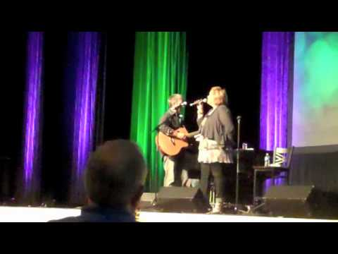 Sandi Patty and Wayne Watson - Another Time and Another Place - Opryland April 2, 2011