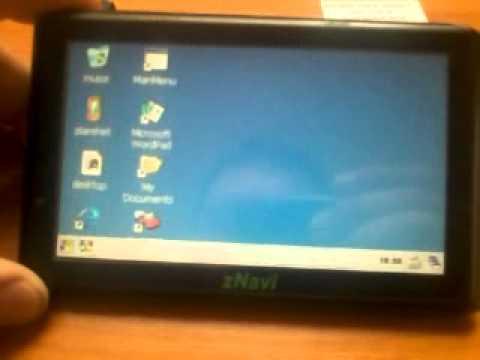 Запуск Windows Embedded CE 6.0 на устройстве