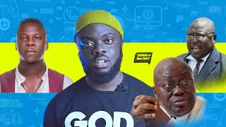Stonebwoy's Song With Davido Ləaked.Thrĕatens To Deal With The Person.Martin Amidu Replies Nana Addo