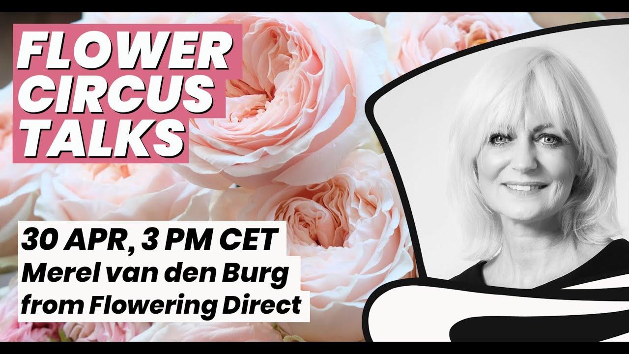 FC Talks with Merel van den Burg - Flowering Direct