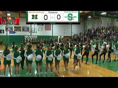 Smithville Warriors vs Maryville Spoofhounds