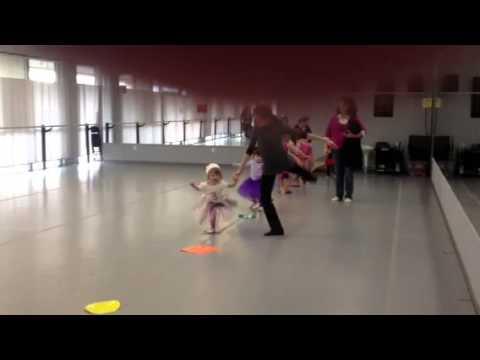 Elliot's Ballerina birthday party