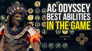Assassin's Creed Odyssey Best Abilities In The Game (AC Odyssey Best Abilities)