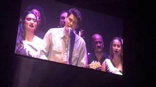 John Mayer How Great Thou Art Whakaaria Mai and Haka w Kapahaka group live in Auckland 23 03 19.mp3
