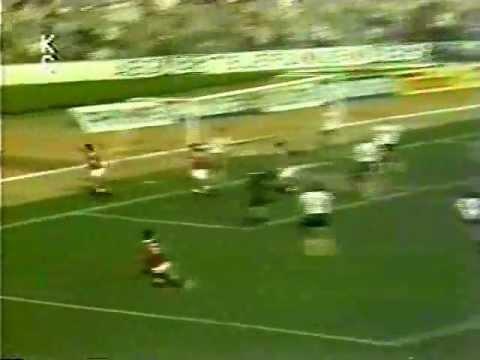 UEFA Cup-1982/1983 SL Benfica - Lokeren 2-0 (20.10.1982)