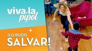 Así fue la heroica caída de Rocío Marengo con niño embajador de Teletón - Viva la Pipol