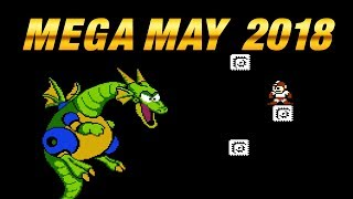 Mega Man 2 (NES) - Mega May 2018