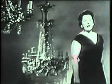 FILM ~ MADO ROBIN sings LUCIA di LAMMERMOOR withSHOCKING high notes!