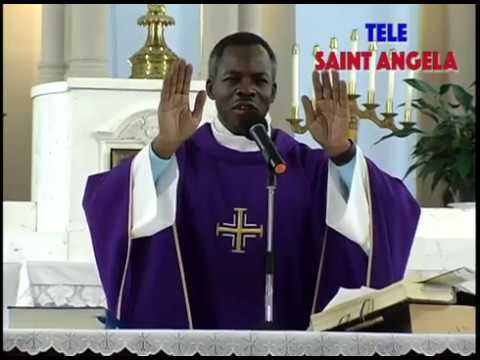 tele saint angela creole mass #123th: Marc 1 V. 1-8. Dec. 10, 2017