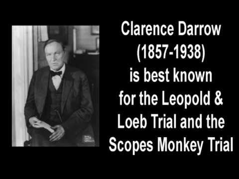 The Nature of the State by Clarence Darrow