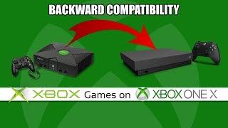 Classic Xbox on Xbox One X - Backward Compatibility - Na żywo