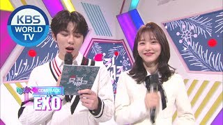 Our Cutest MCs in Episode 1007 [Music Bank / 2019.12.06]