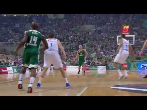 GAME 1 | PANATHINAIKOS 95 - 67 REAL MADRID