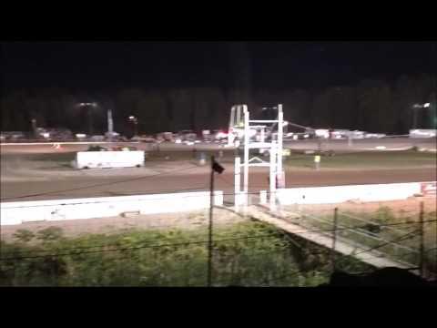 Mini Wedge Action Mt. Pleasant Speedway 6/3/16