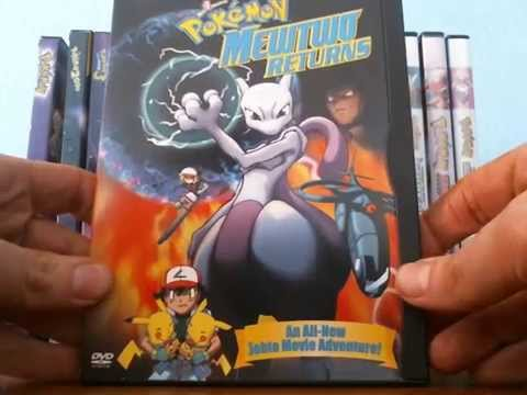 My Pokemon Movie Collection 2015