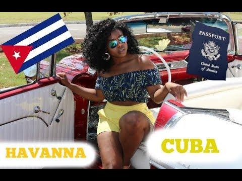 Cruisin' to Cuba   Travel Tips + VLOG