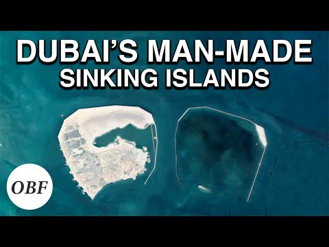 Why Dubai's Man-Made Islands Are Sinking