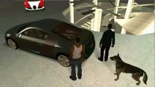 Gta San Andreas - Cj Encuentra dinero - Loquendo