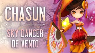 Summoners War BR - CHASUN, a Sky Dancer de Vento