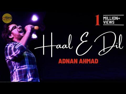 Hale Dil Tujhko Sunata (Unplugged) | Murder 2 | lyrical cover by Adnan Ahmad | Sing Dil Se