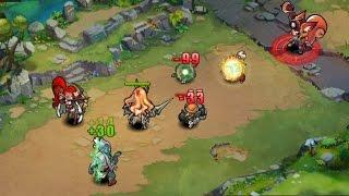 Magic Rush: Heroes - ELEX Wireless Level 3-4