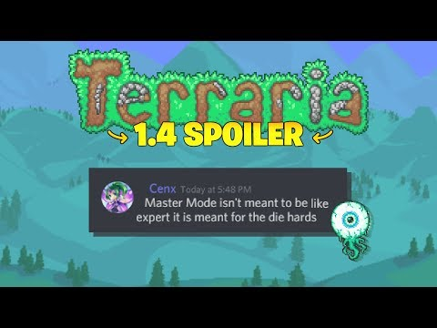 terraria-1.4-master-mode-details-&-badger-pet!-journey's-end-update