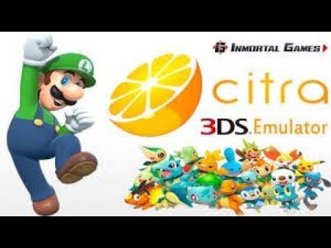 giochi 3ds citra