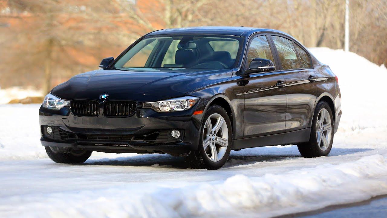 Bmw Of Murray >> 2015 BMW 328ix review (F30) - YouTube