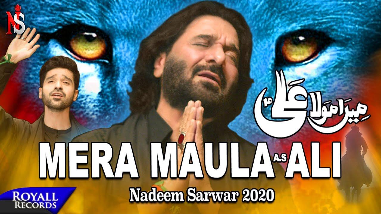 Download Mera Maula Ali | Nadeem Sarwar | 2020 | 1442