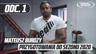 Mateusz Burdzy - przygotowania do sezonu 2020 odc. 1