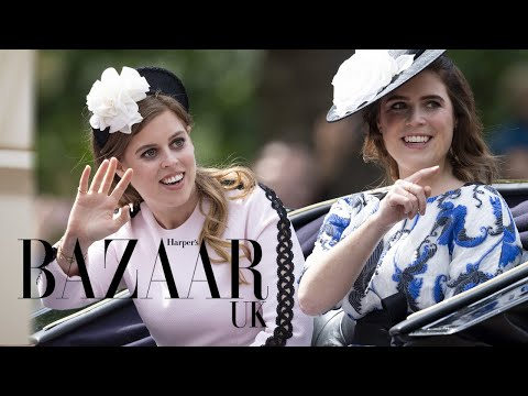 The style evolution of Princess Beatrice and Princess Eugenie | Bazaar UK