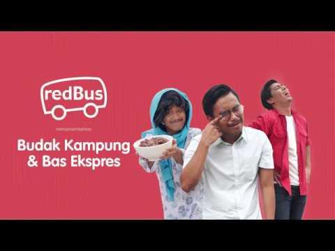 redBus Malaysia | Chup tempat - Part 1 ft. Luqman & Kyo