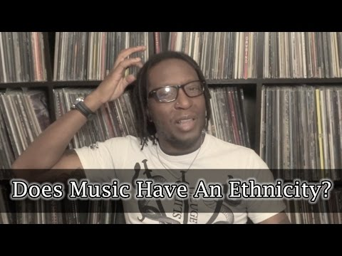 Do I Listen To Too Much White Music?