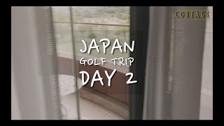 Vlog(브이로그) l Japan Golf Trip Day 2(일본 골프 여행 ...