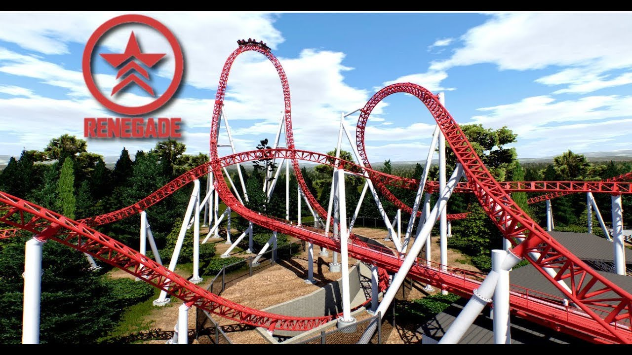 No Limits 2- Nessie (B&M Floorless Coaster) by Coaster Crusader