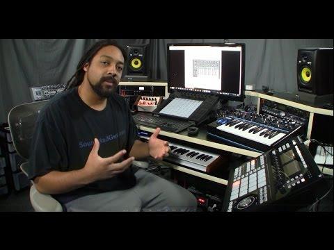 Novation Bass Station II analog synthesizer review - SoundsAndGear.com