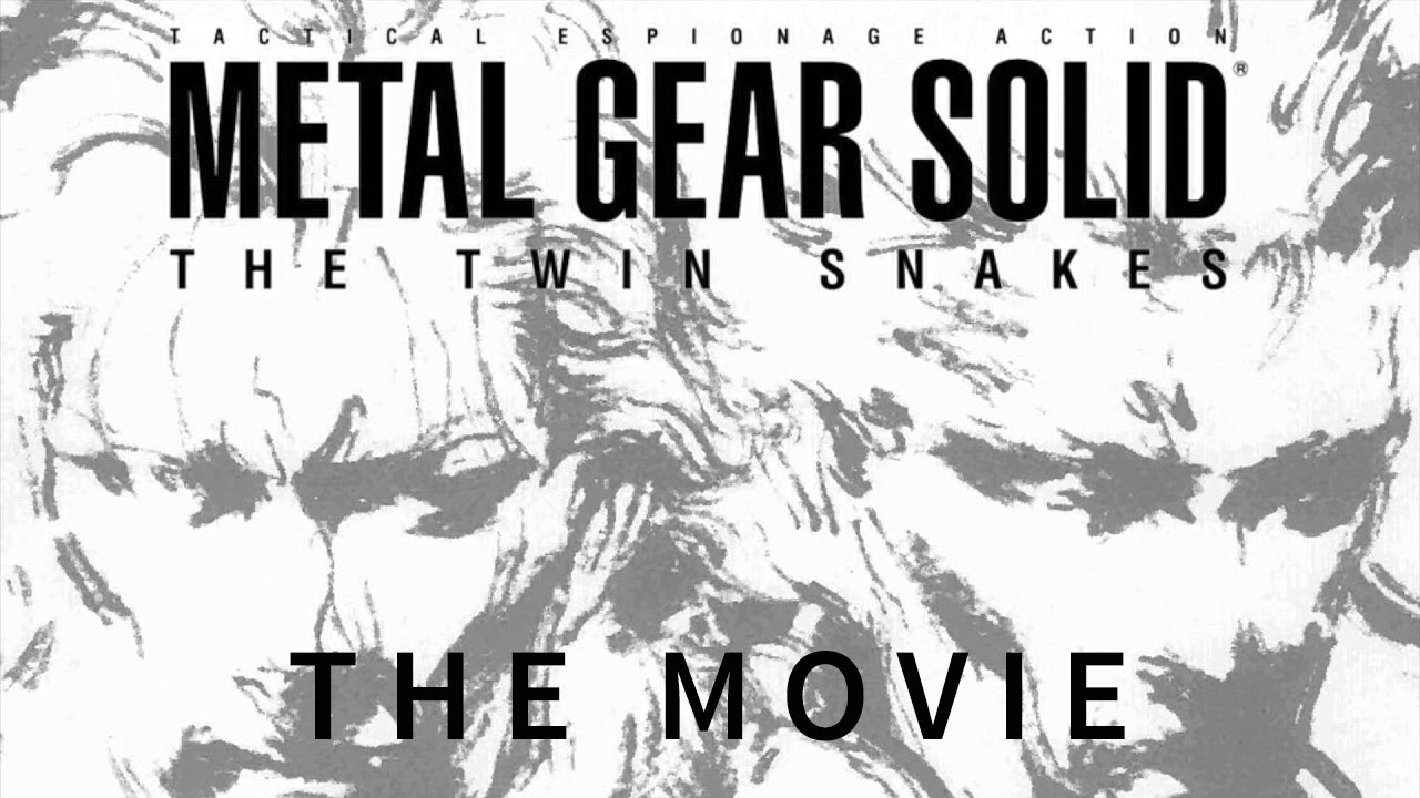 Download Metal Gear Solid: The Twin Snakes - The Movie (No HUD) (russian and english subs)