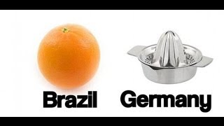 Brazil vs Germany 1-7 ~ Best Memes ~ FIFA World Cup 2014