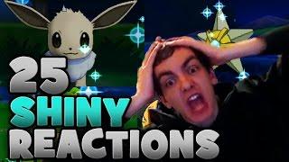 25 Live Shiny Pokemon Reactions