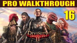 Divinity: Original Sin 2 Walkthrough Tactician Part 16 - Crocodile Fight, Snakeskin Farming