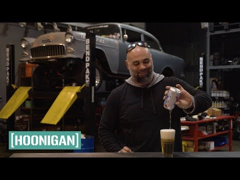 [HOONIGAN] A BEER WITH: Matt Farah (The Smoking Tire)