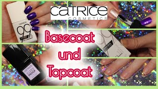 Neu Catrice Sleep Proof Topcoat Natural Base Coat First Impression Review Einfach Perfekt, Unperfekt